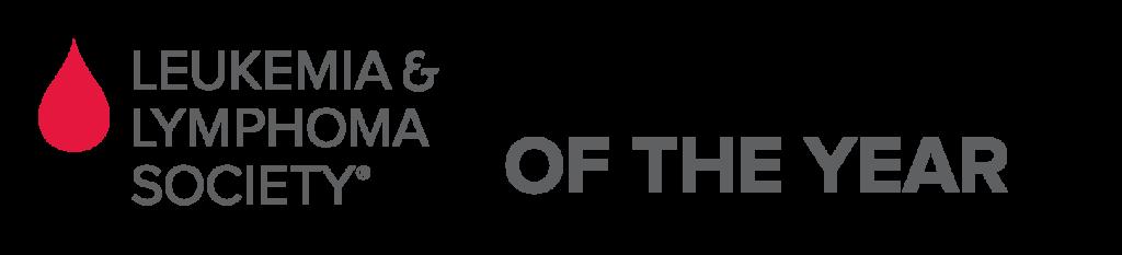 Leukemia & Lyphoma Society Man & Woman of the Year logo