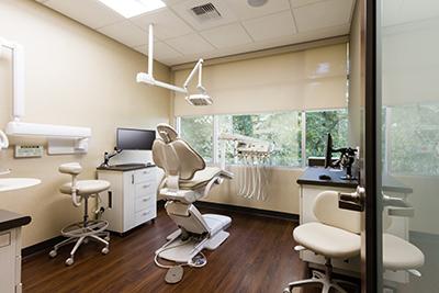 Roseville endodontic treatment room